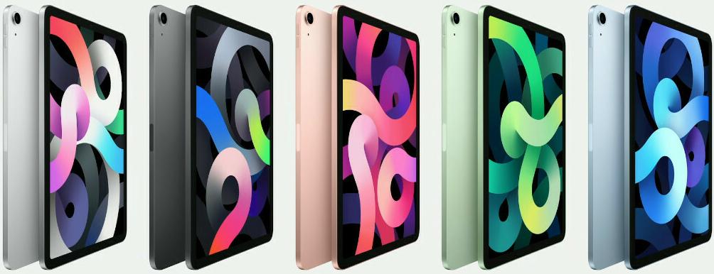 Планшеты iPad 2020