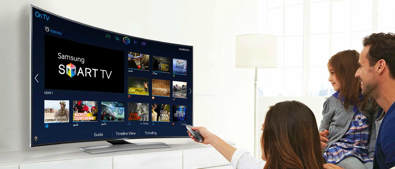 Что такое Smart TV или умный телевизор дома