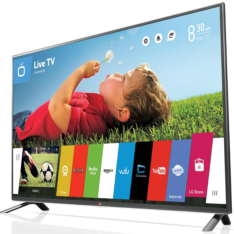 Телевизор LG с технологией Smart TV