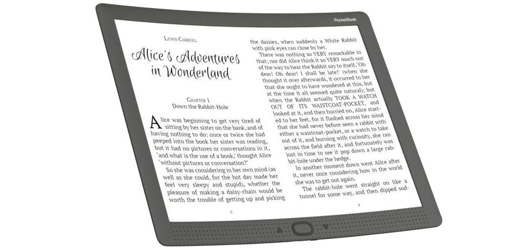 Электронная книга с дисплеем Flex