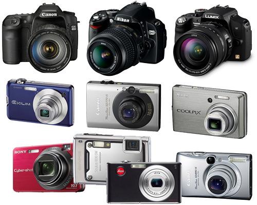 Как правильно выбрать фотоаппарат: от любителя до профи