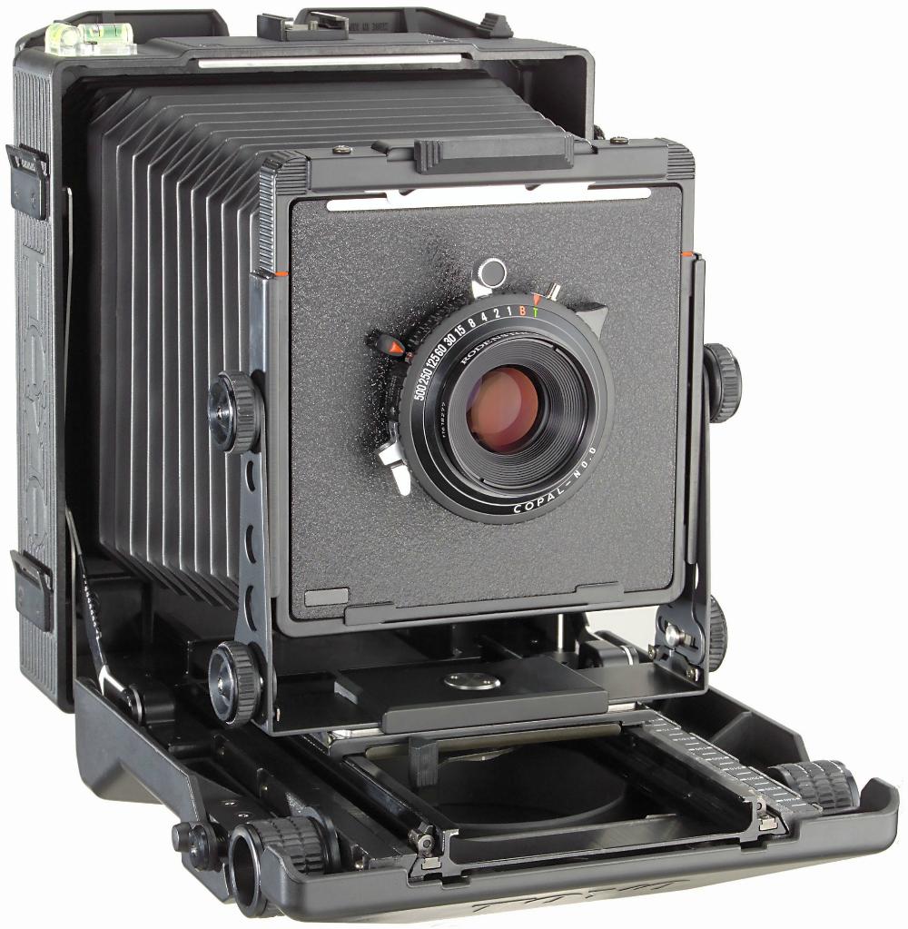 Крупноформатная фотокамера