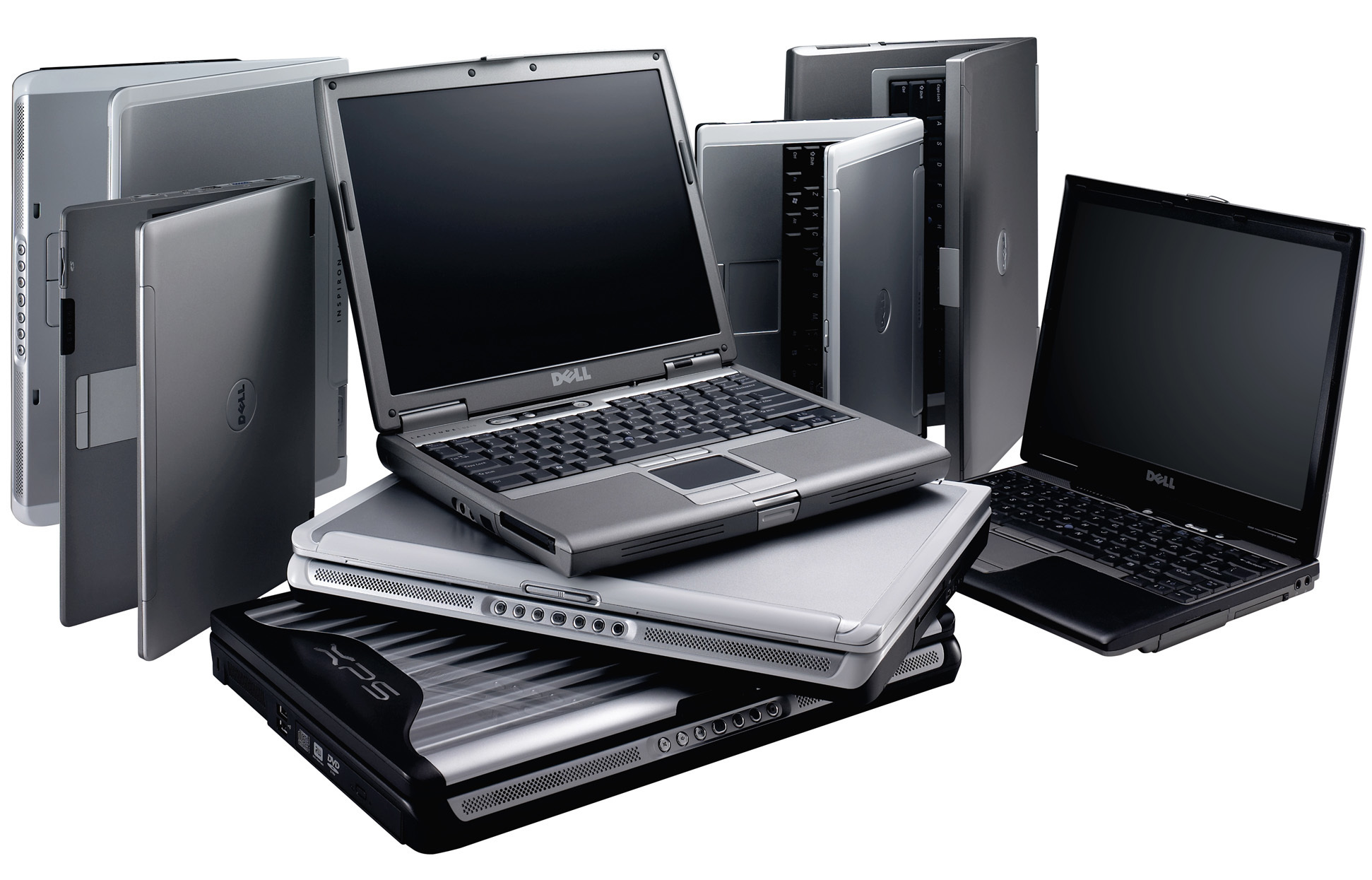 Типы и классы ноутбуков