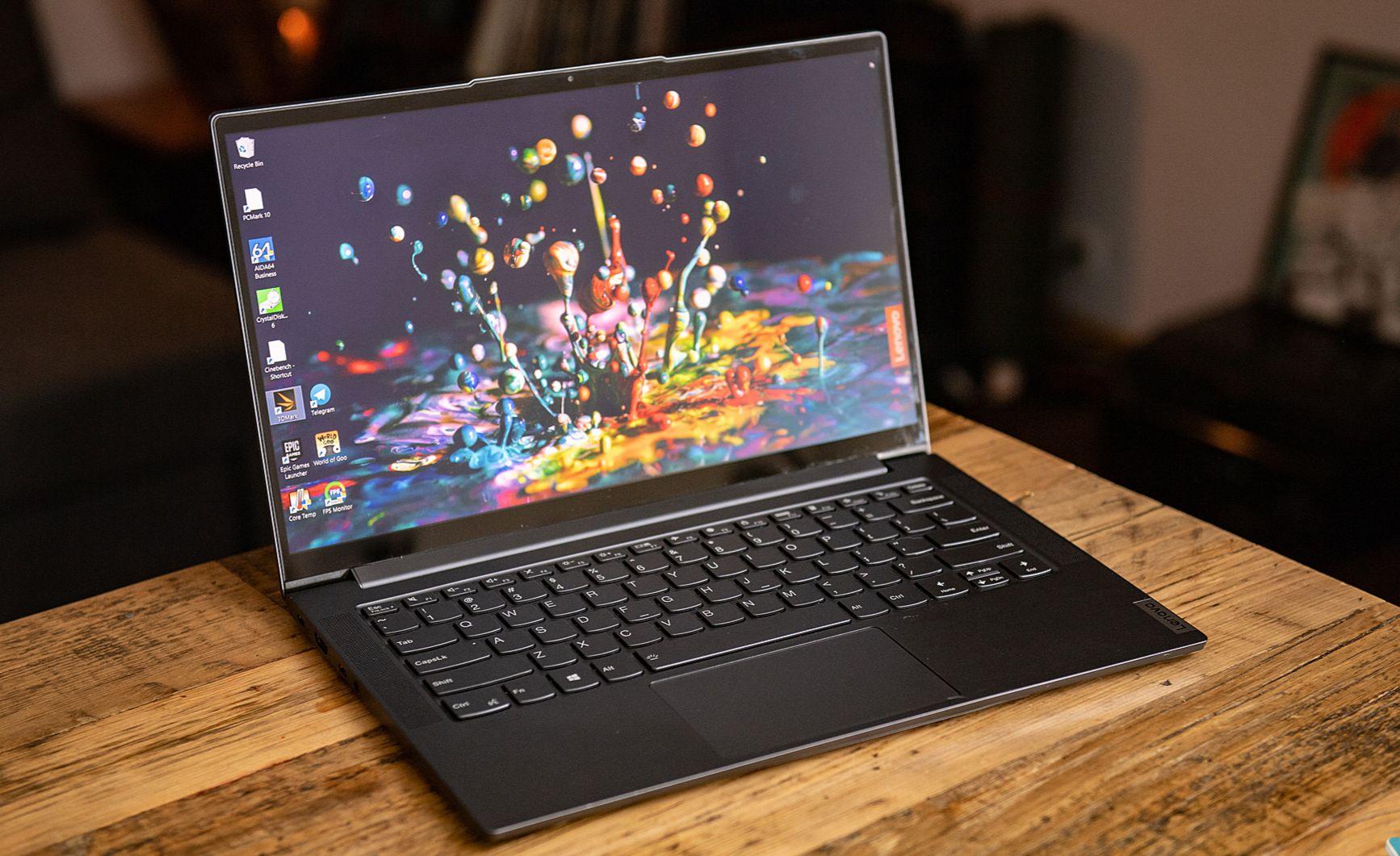 Ноутбук Lenovo Yoga