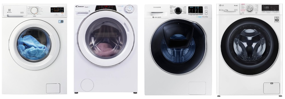 Лучшие стиральные машинки с функцией сушки