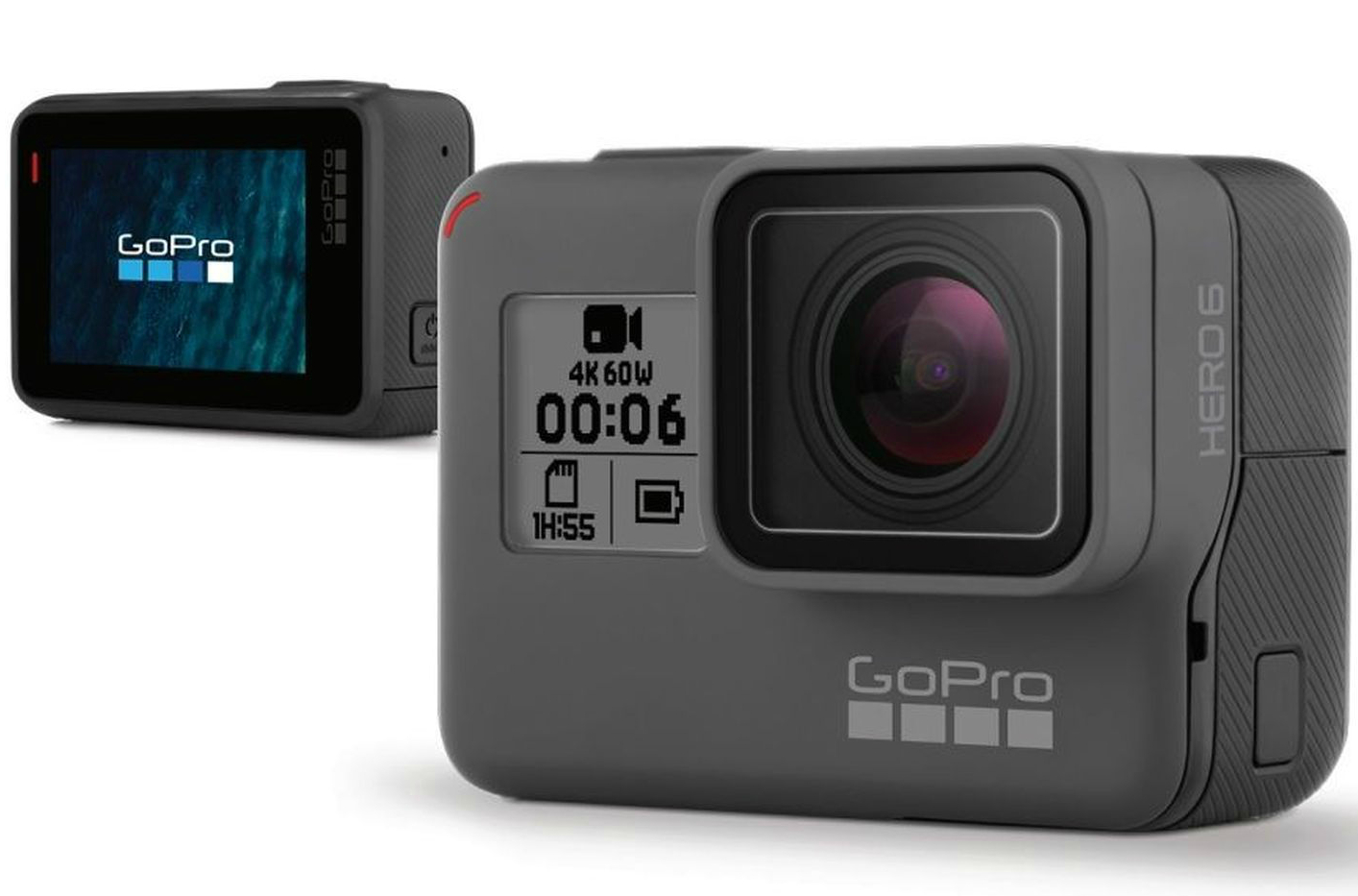 Обзор экшн-камеры GoPro HERO6 Black