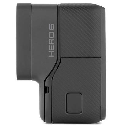 Вид GoPro HERO6 Black сбоку