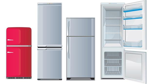 Ассортимент холодильников QwertyShop