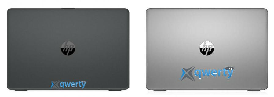Ноутбук HP 255 G6 в черном и сером цвете