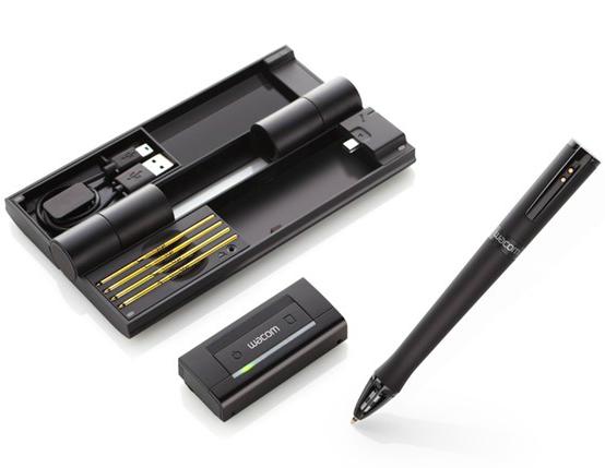 Перо графического планшета с наконечниками