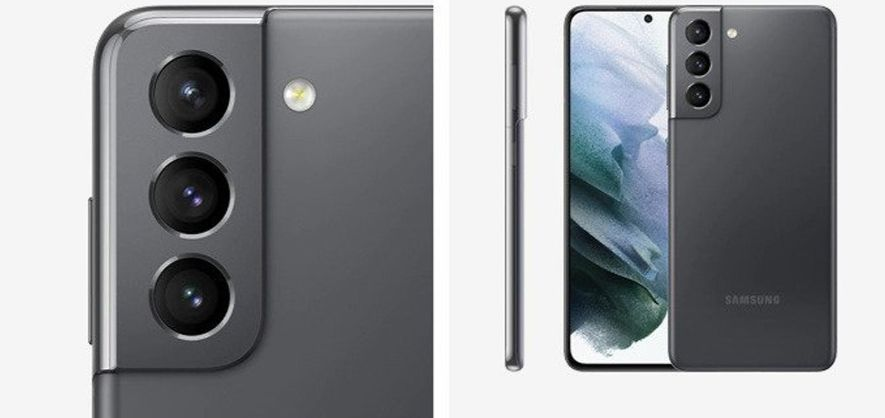 Внешний вид смартфона Samsung Galaxy S21 5G