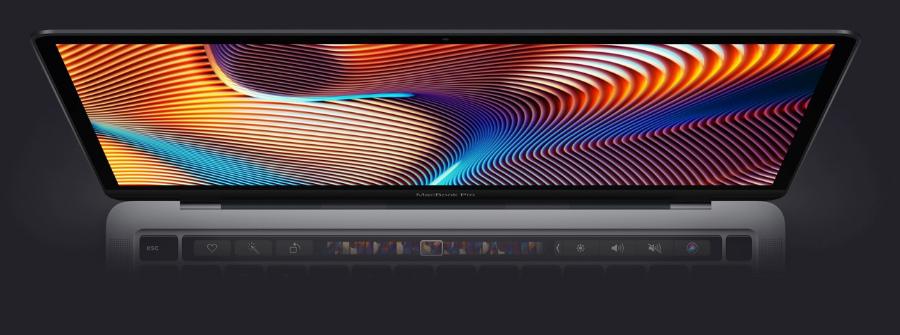Дисплей в MacBook