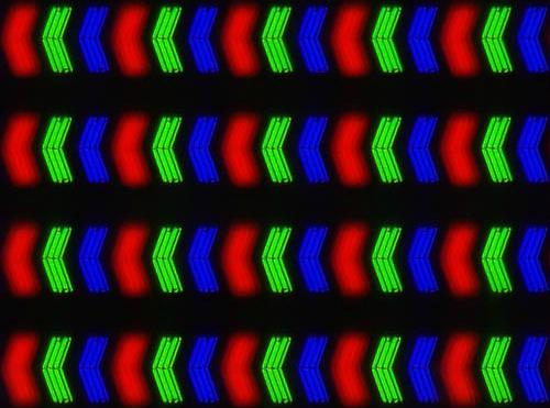 Пиксели в S-IPS матрице