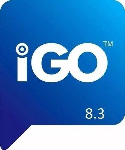 ПО для GPS-навигатора iGO