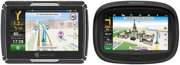 Защищенные GPS-навигаторы