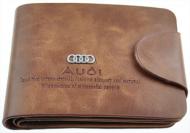 Портмоне и кошельки Audi