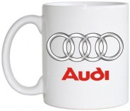 Кружки и чашки Audi