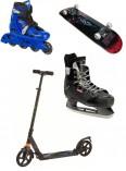 Ролики и скейтборды