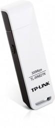 Беспроводной сетевой USB адаптер TP-LINK TL-WN821N 300M (2-Antenna)