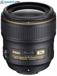 Nikon 35mm f/1.4G N AF-S Nikkor