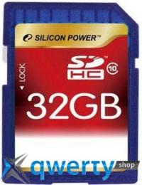 Silicon Power SDHC 32 GB Class 10 SP032GBSDH010V10