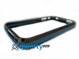 Element Case e13ctron S4 grey/blue for iPhone 4