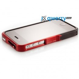 Element Case Vapor4 Pro black/red for iPhone 4/4S