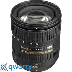 Nikon AF-S 16-85mm f/3.5-5.6G VR Официальная гарантия!