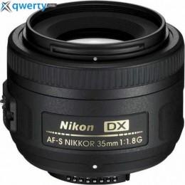 Nikon 35mm f/1.8G AF-S DX Nikkor Официальная гарантия!