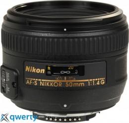 Nikon 50mm f/1.4G AF-S Nikkor Официальная гарантия!