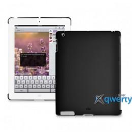 Накладка Puro iPad 2 back черная IPAD2BCOVERBLK