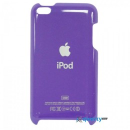 Protective Case for iPod Touch 4gen Violet