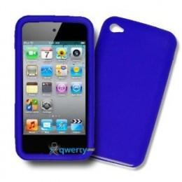 Silicon Case iPod Touch 4Gen Blue