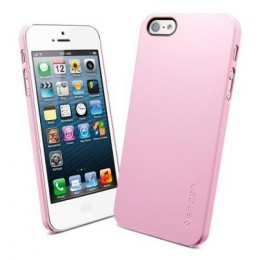 SGP Case Ultra Thin Air Series Sherbet Pink for iPhone 5 (SGP09506)