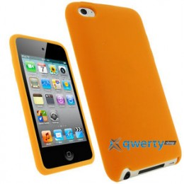 Silicon Case iPod Touch 4Gen Orange