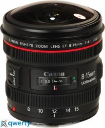 Canon EF 8-15mm f/4.0L USM Fisheye Официальная гарантия!