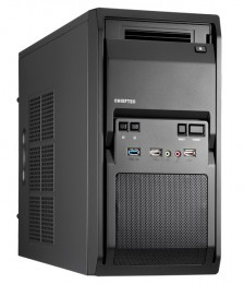 CHIEFTEC Libra LT-01B,с БП, 500Вт,1xUSB3.0,mATX,черный LT-01B-500GPA
