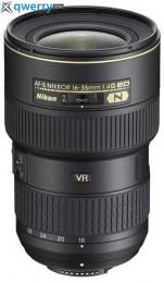 Nikon 16-35mm f/4.0G ED VR N AF-S