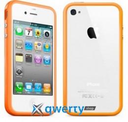 Bumper для iPhone 4/4S Orange