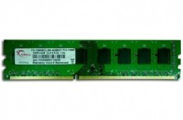4096Mb DDR3 1333Mhz G.Skill 9-9-9-24 NT series (F3-10600CL9S-4GBNT)