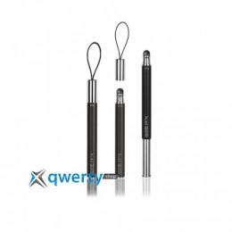 SGP Stylus Pen Kuel H10 Series Black for iPad/iPhone/iPod  (SGP07241)