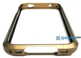 Element Case Deff Сleave bumper case bronze for iPhone 4