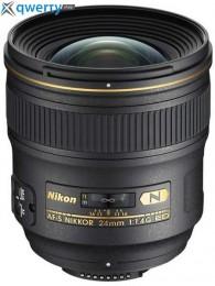 Nikon 24mm f/1.4 G ED AF-S Nikkor Официальная гарантия!