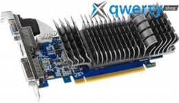 ASUS PCI-E GeForce GT610 1024MB GDDR3 Silent (GT610-SL-1GD3-L)