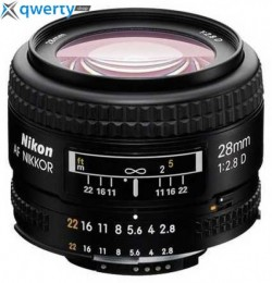 Nikon 28mm f/2.8D AF Nikkor