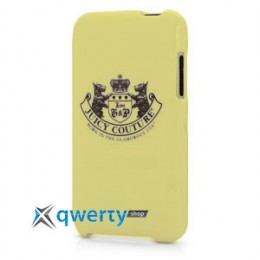 Juicy Couture New Crest Case for iPod Touch 4Gen gold