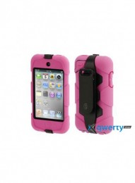 Griffin Survivor Pink/Black for iPod touch 4G  (GB02478)