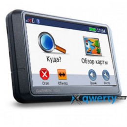 Garmin Nuvi 265W (+Bluetooth) с картой Украины НавЛюкс