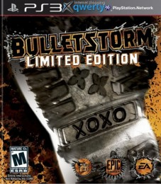 Bulletstorm. Limited Edition  PS3