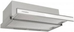 PYRAMIDA TL full glass 60 inox white